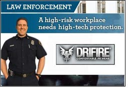DRIFIRE is a truly remarkable product – Law Officer