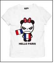Chinese designer Ji-ji says 'Hello Paris'