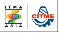 ITMA + CITME reinforces reputation of two established shows