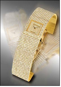 Damas unfurls amazing diamond watches by Montega