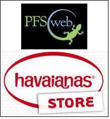 Website of Brazilian brand of flip-flop goes online