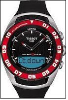 Tissot hits the mark again with T-Touch