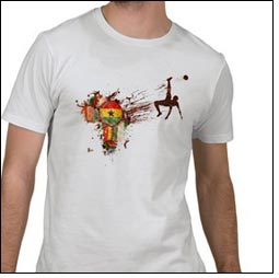 Zazzle engages African designers to create soccer designs