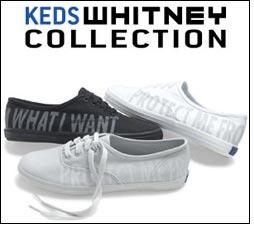 Sneaker brand Keds sponsors Whitney's Summer Season