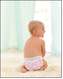 Pampers gets fashionable touch!!!