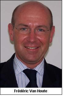 Frederic Houte to join CIRFS as Director General