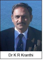 Dr K R Kranthi