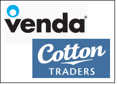 Catalogue-led company Cotton Traders scores with Venda