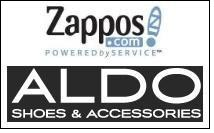 ALDO brand ties up with Zappos