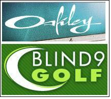 Blind 9 Golf announces addition of Oakley