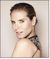 Heidi Klum as new face of beauty brand ASTOR