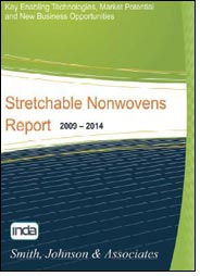 Stretchable Nonwovens Report now available from INDA