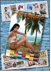 Stahl on colour preview for Spring Summer 2012