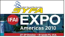 Synthetic Yarn and Fiber Association supports IFAI Expo