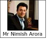 Mr Nimish Arora