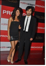 Provogue unveils A/W collection with super stars