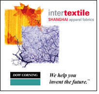 Dow Corning to exhibit textile innovations at Intertextile