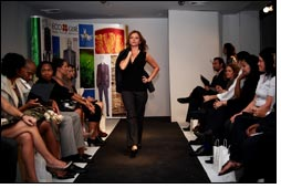 EcoGir holds runway show of RS POP shop's lab at MBFW