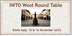 IWTO Wool Round Table to start in November