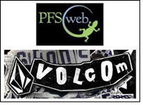 Volcom utilizes PFSweb's End2End eCommerce solution