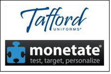 Tafford Uniforms describes using Monetate to test, target, & more