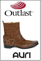 Outlast & Auri continue partnership with spring 2011 line