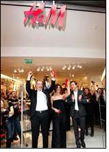 Finally! H&M opens up its first store in Turkey