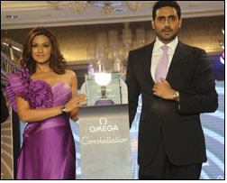 Abhishek & Sonali unveil New Constellation