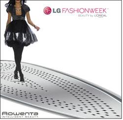 Rowenta Runway Style celebrates power of individual style