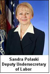 Sandra Polaski's comments on Indian carpet industry