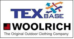TEXbase partners with outdoor brand Woolrich