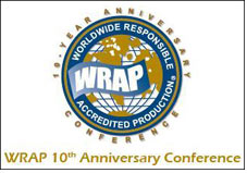 Industry leaders to speak at WRAP 10th Anniversary Conference