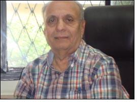 Dr DB Desai, MD - Navbharat Seeds