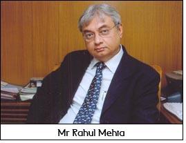 Mr Rahul Mehta