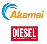 Akamai to accelerate contents of Diesel website