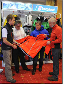 Berghaus Nordic AS establishing brand in core outdoor sector