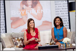 HSN & Kate Walsh sell out 'Boyfriend' at launch
