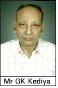 Mr GK Kediya