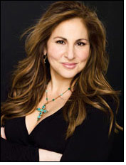 Kathy Najimy debuts 'Ch'Arms' at HSN