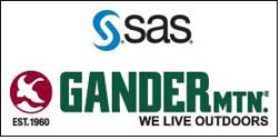 Gander Mountain boosts sales with SAS solution