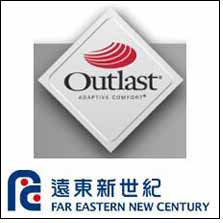 Far Eastern recognized for Outlast polyester fiber development