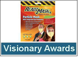 Readi Mask receives 2011 Visionary Award