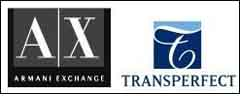 TransPerfect to organize A|X Armani Exchange's translation projects