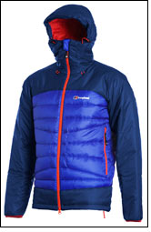 Mount Asgard Hybrid jacket delivers insulation at the double
