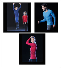 FALKE Ergonomic Sport System: First Layer A/W 2011/12 collection