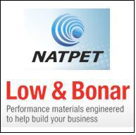 Low & Bonar and Alujain's NATPET form geo-synthetic JV