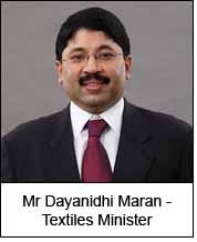 Mr Dayanidhi Maran - Textiles Minister