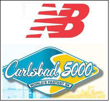 Carlsbad 5000 welcomes New Balance