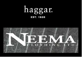 Haggar buys assets of Neema Clothing