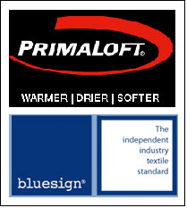 PrimaLoft Insulation receives Bluesign status
